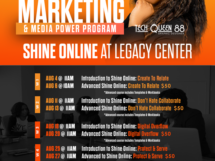Introduction to Shine Online: Digital Overflow