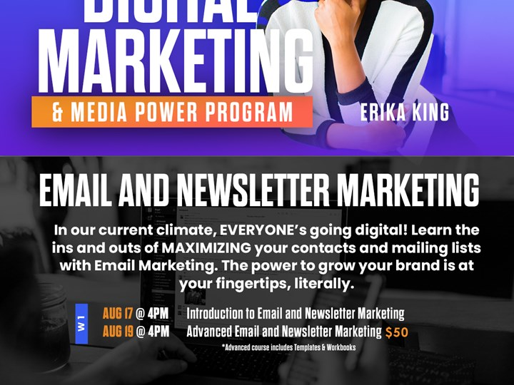 Advanced Email and Newsletter Marketing