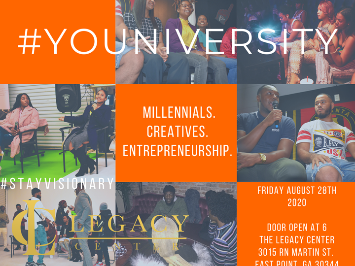 #YOUniversity Business & Entertainment Mixer