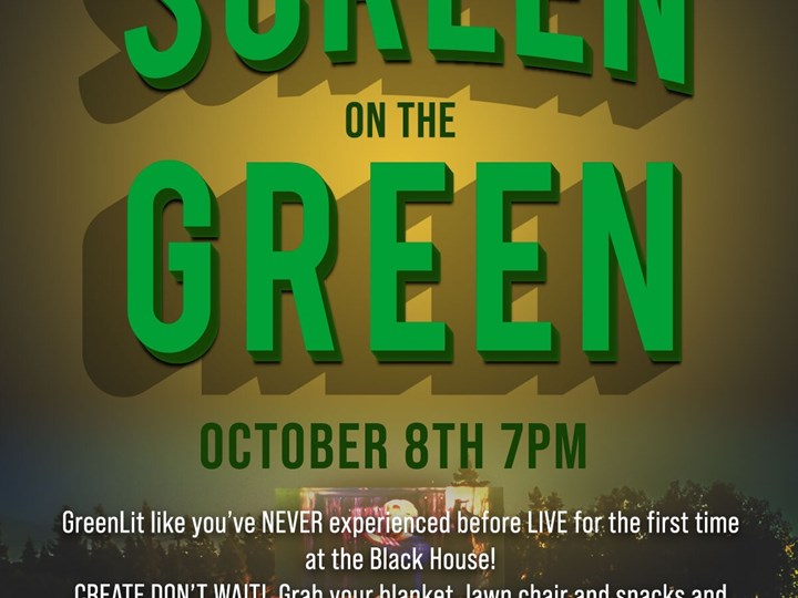 "GreenLit ATL Presents ""Screen on The Green"" at Legacy Center"